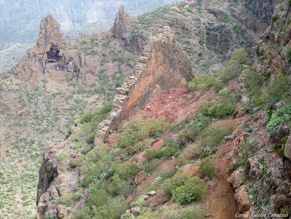 El Natero - Teno - Tenerife - dique