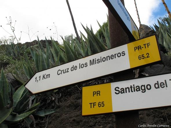 Tamaimo - Cruz de Los Misioneros - Tenerife