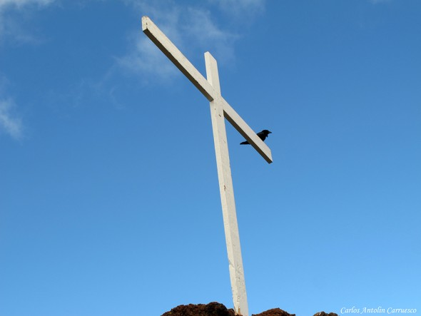 Montaña de Guama - Cruz de Los Misioneros - Tenerife