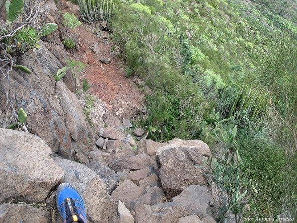 Montaña de Guama - Tenerife