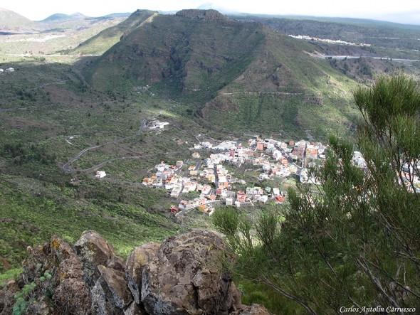 Montaña de Guama - Tamaimo - Teno - Tenerife