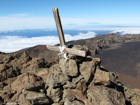 Cumbre del Sombrero - Cumbres de Ucanca - Teide - Tenerife