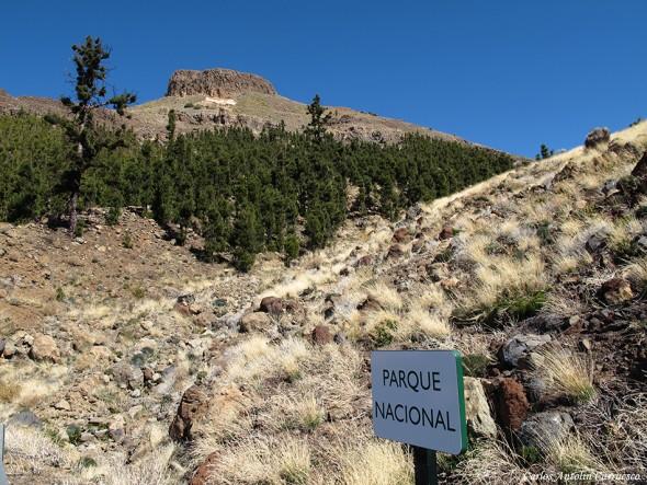 El Sombrero - Parque Nacional del Teide - Tenerife