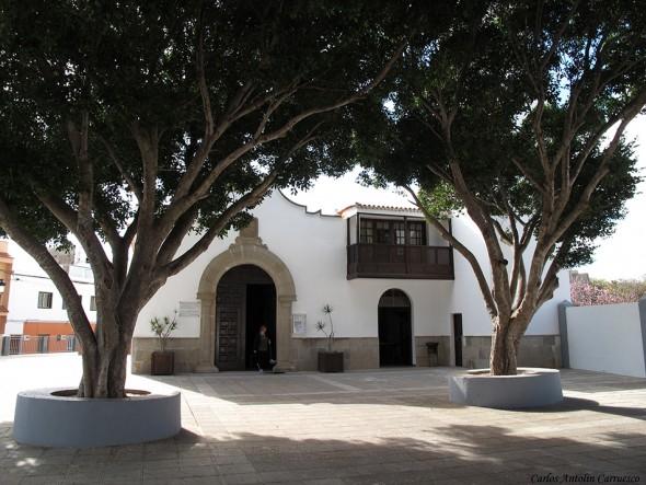 Charco del Pino - Parroquia San Luís IX - Tenerife