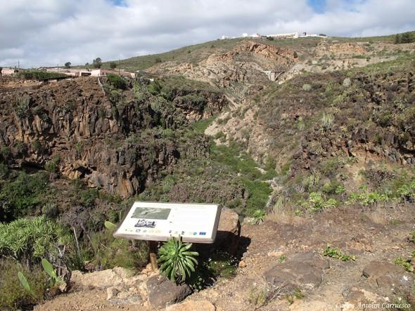Charco del Pino - Camino Real del Sur - Tenerife - la orchilla