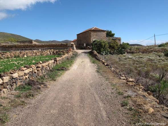 Casa Granero Viña Vieja - Camino Real del Sur - Tenerife