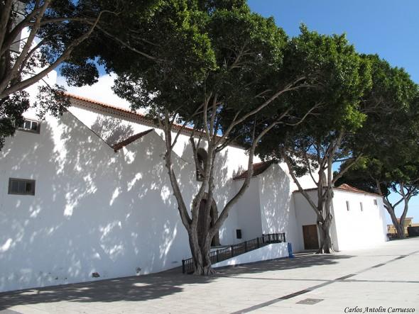 Iglesia de San Miguel Arcángel - San Miguel de Abona - Tenerife