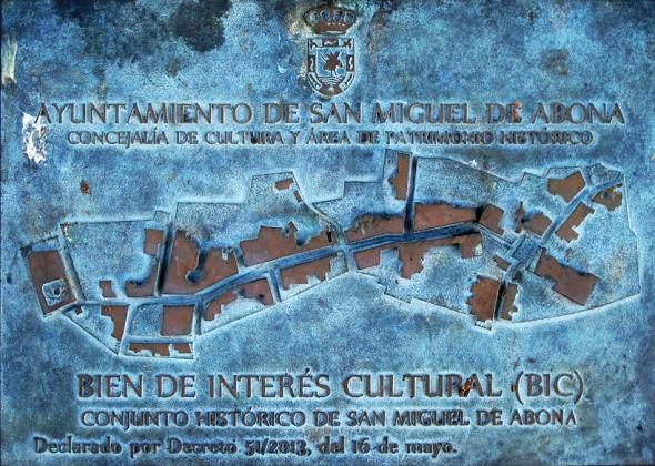 San Miguel de Abona - Bien de Interés Cultural (BIC)