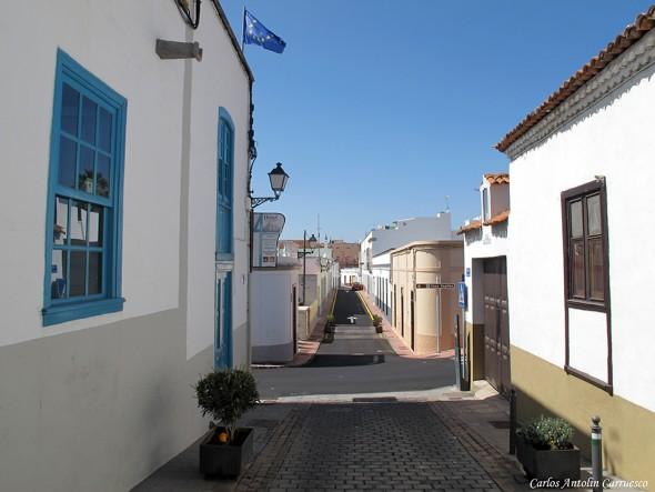 Cruce de 4 esquinas - San Miguel de Abona - Tenerife