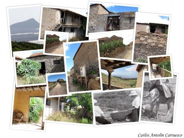 Casa Granero Viña Vieja - San Miguel de Abona - Tenerife