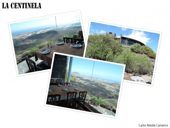 Mirador de La Centinela - Restaurante - Tenerife