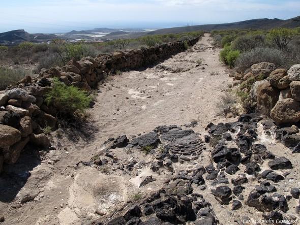 Camino Las Lajas - San Miguel de Abona - Tenerife