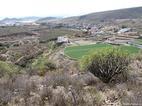 Camino Las Lajas - San Miguel de Abona - Aldea Blanca - Tenerife