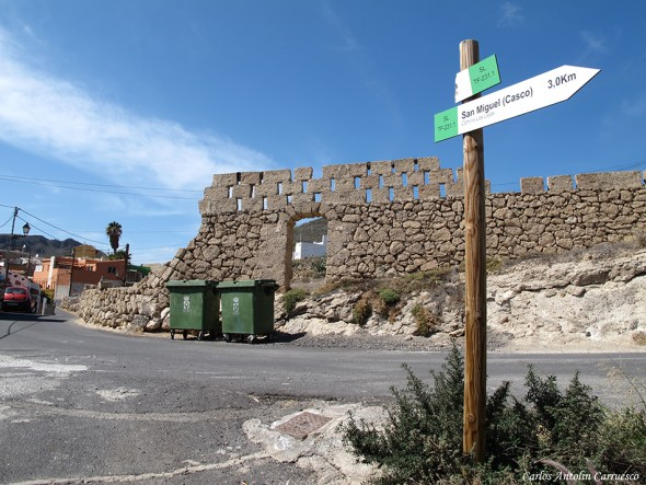 Camino Las Lajas - Aldea Blanca - Tenerife