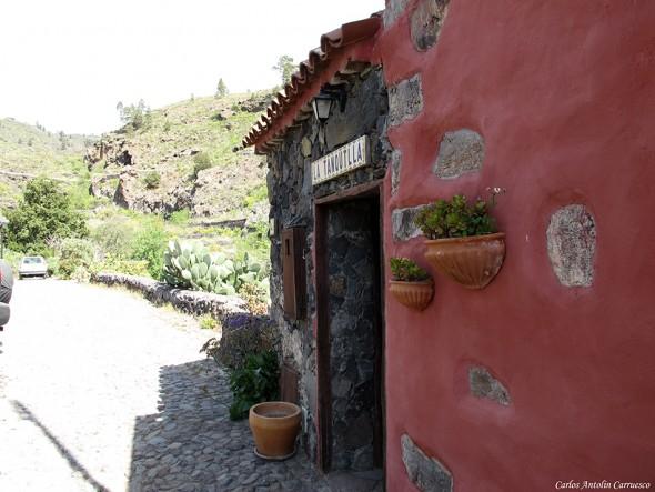 Aripe - La Tanquilla - Tenerife