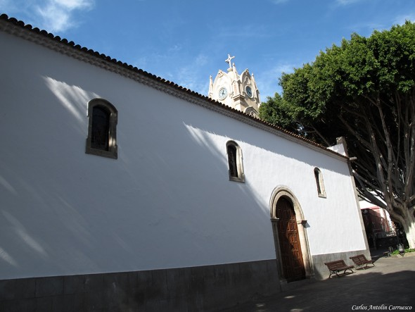 Guía de Isora - Tenerife - nuestra señora de la luz