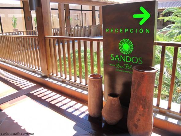 Hotel Sandos - San Blas - San Miguel de Abona - Tenerife