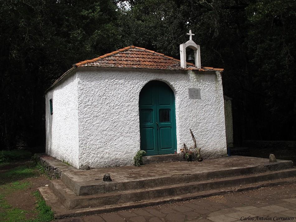 El Cedro - Parque Nacional de Garajonay - La Gomera - ermita - lourdes