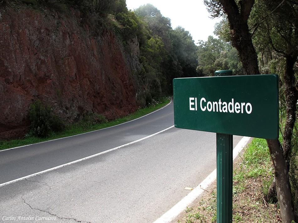 El Contadero - La Gomera