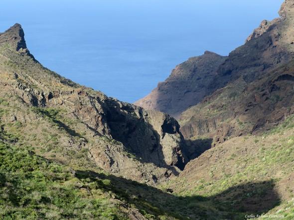 Barranco Juan López - Teno - Tenerife