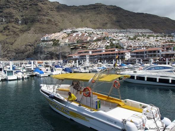 Puerto de Los Gigantes - Puerto de Santiago - Tenerife