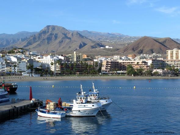 Puerto de Los Cristianos - Tenerife