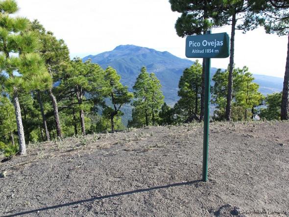 Transvulcania 2015 - GR131 - Pico Ovejas - La Palma