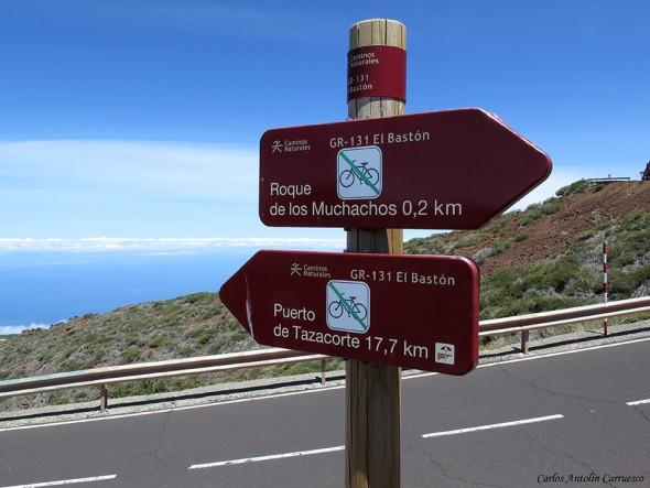TRANSVULCANIA 2015 - GR131 - El Bastón - La Palma