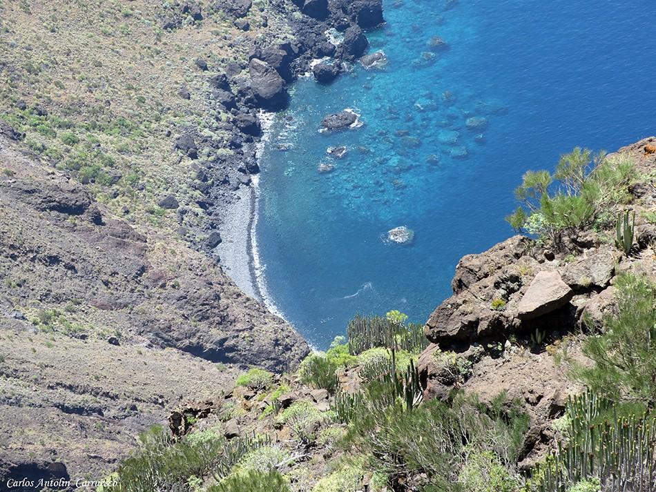 Playa de Juan López - Teno - Los Gigantes