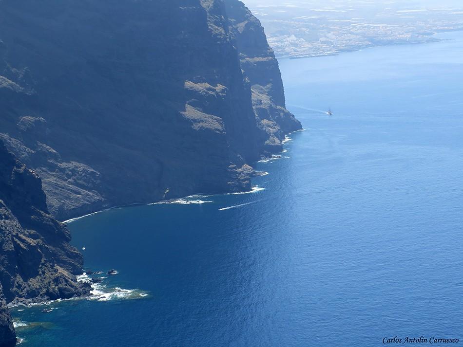 Acantilado de Los Gigantes - Teno - Tenerife