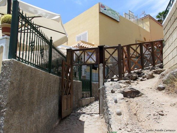Adeje - Barranco del Infierno - Tenerife