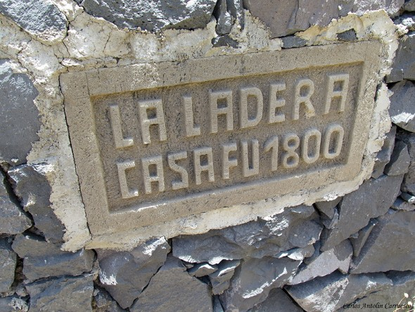 Los Carrizales - Teno - Carrizal Bajo