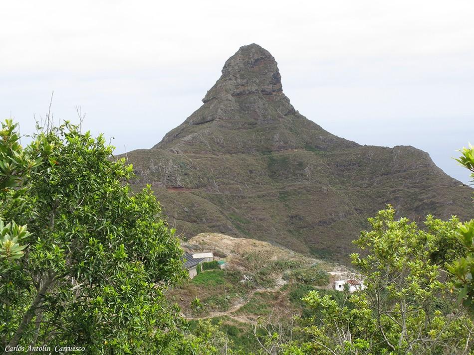 Reserva Mundial de la Biosfera - ANAGA - Taborno - Tenerife