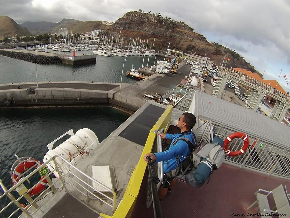 San Sebastián de La Gomera - GoPro Hero 3 - La Gomera - fred olsen