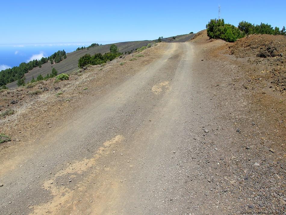 Alto de Malpaso - GR131 - El Hierro