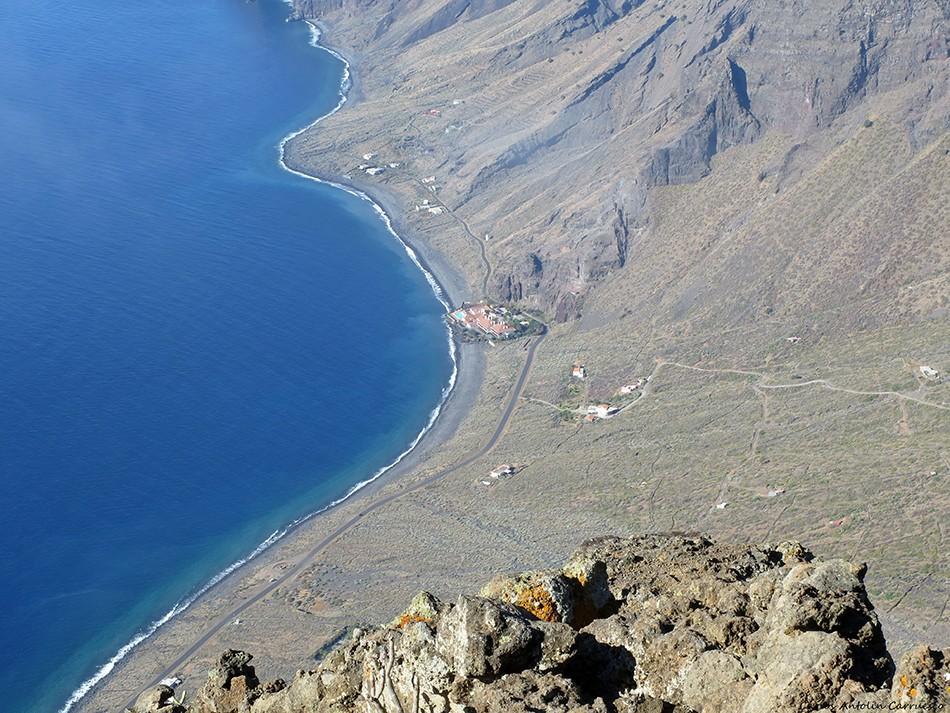 Isora - Las Playas - El Hierro - parador nacional