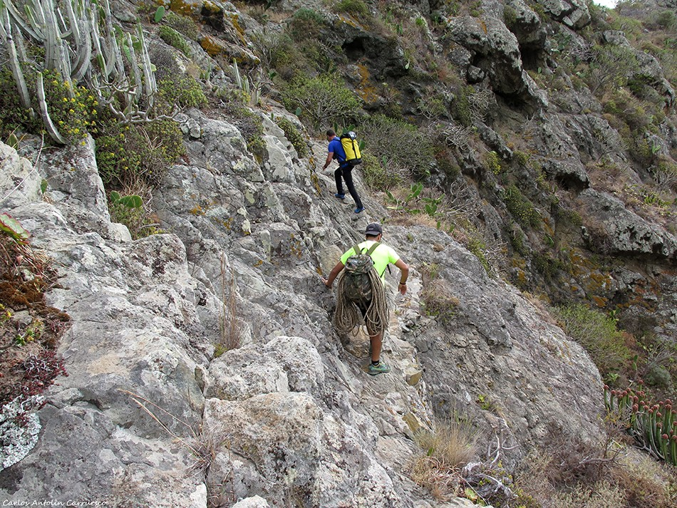 Reserva Mundial de La Biosfera - Parque Rural de Anaga - Tenerife