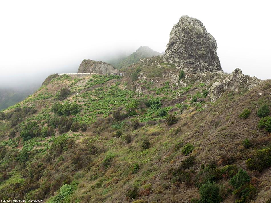 Mirador de Amogoje - Anaga - Tenerife