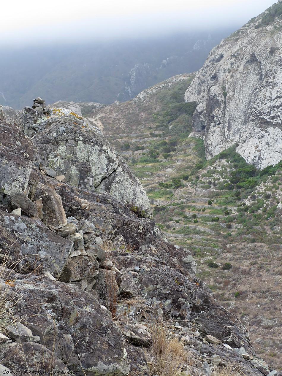Roque de Las Ánimas - Roque de Enmedio - Tenerife