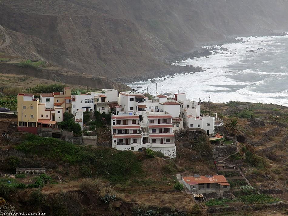 La Caída de Los Dioses - Roque de Las Ánimas - Tenerife - taganana