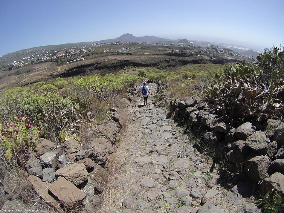 Roque del Conde - Tenerife - vento - arona - ichasagua
