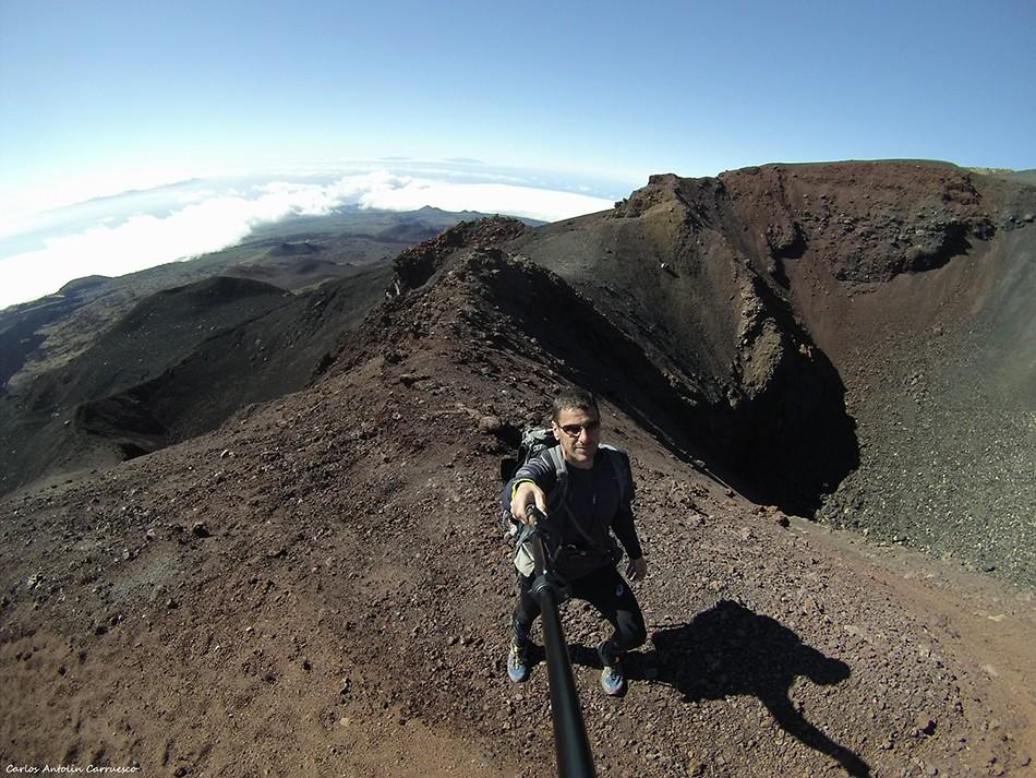Parque Nacional del Teide - Narices del Teide - Tenerife