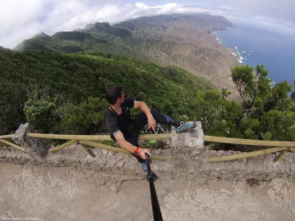 Mirador Cabezo del Tejo - Anaga - Tenerife
