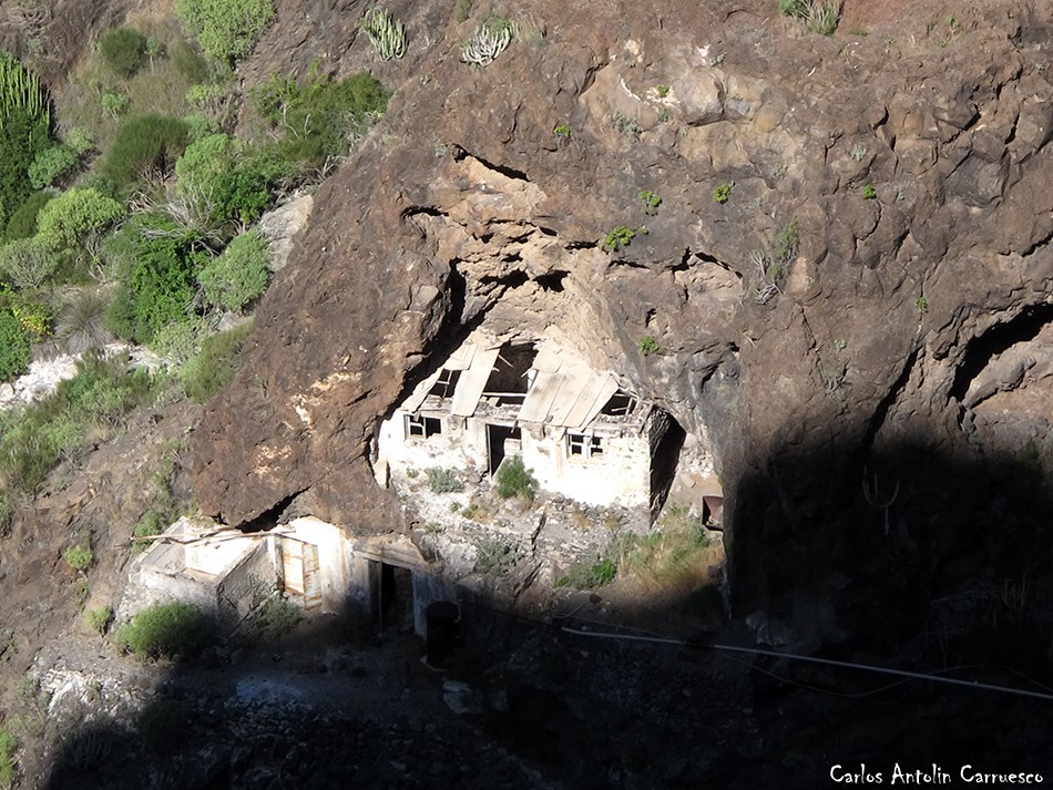 La Junquera - Barranco Seco - Teno - Tenerife