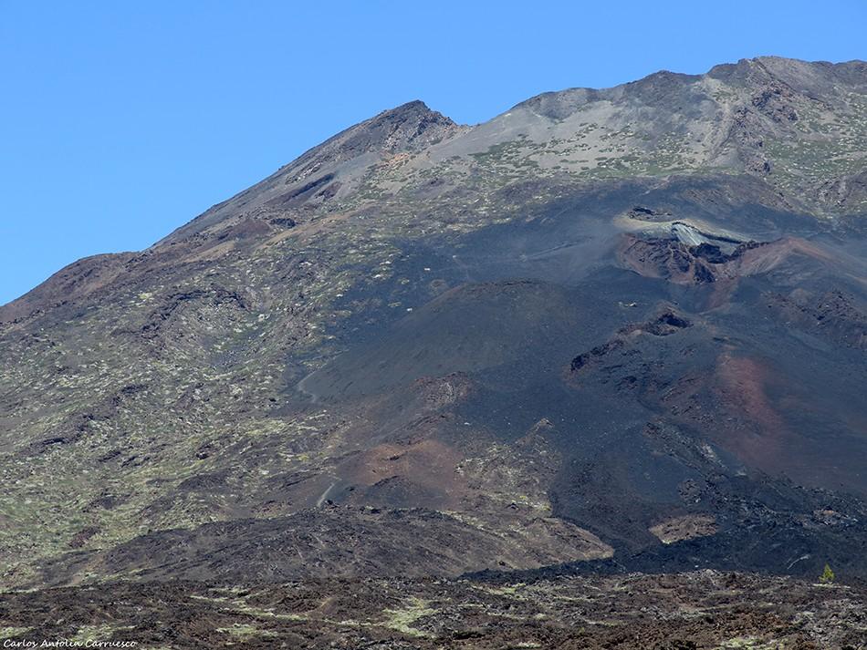 Las Narices del Teide - P.N. del Teide - Tenerife
