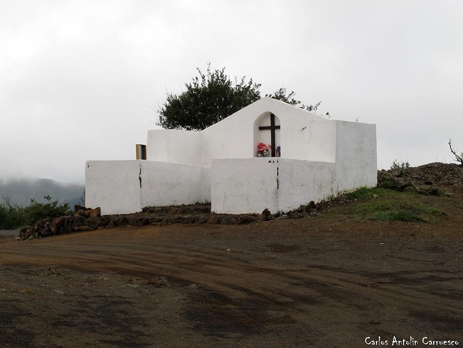 Ruta de los Almendros - Chinyero - Tenerife - Ermita Calvario de Los Baldíos