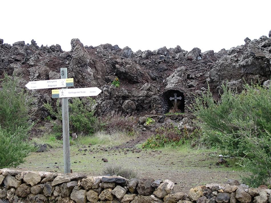 Ruta de los Almendros - Chinyero - Tenerife - José Juan García Oliva