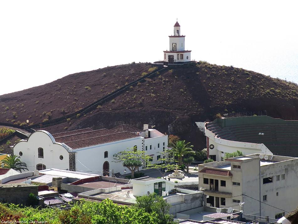 Camino de Jinama - Frontera - El Hierro - Nuestra Señora de La Candelaria - Montaña de Joapira