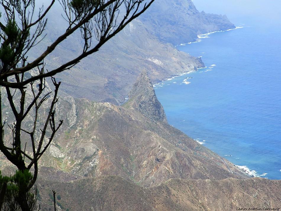 El Pijaral - Anaga - Tenerife - las animas - roque