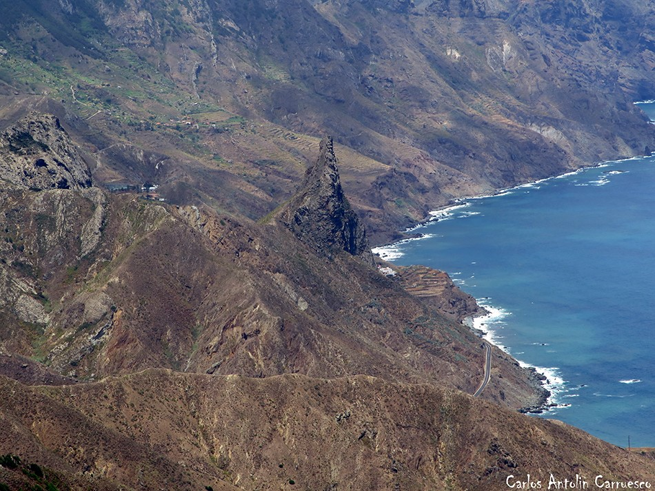 Mirador Cabezo del Tejo - Anaga - Tenerife - las animas